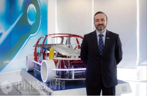 海斯坦普:全球30%的汽车零部件在中国生产,而零部件的轻量化是重中之重
